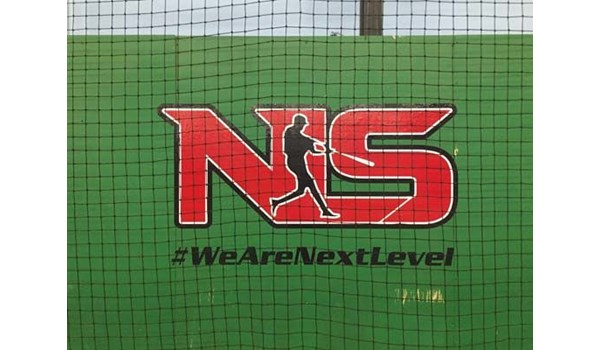 Full Color Wall Graphic for Next Level Sports Complex in Grain Valley, Missouri