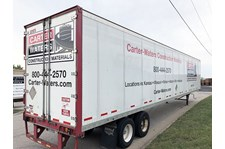 Semi Truck Trailer Vehicle Graphics for Carter Waters in Kansas City, Missouri
