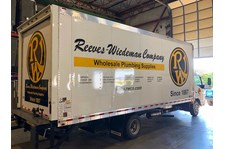 Box Truck Graphics for Reeves Wiedeman in Lenexa, Kansas