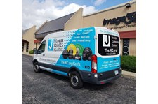 Partial Van Wrap for The J - Jewish Community Center of Greater Kansas City
